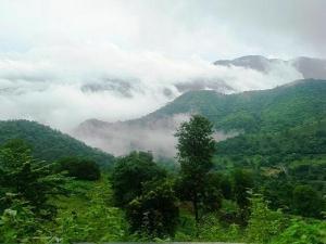 Araku Valley During Monsoon