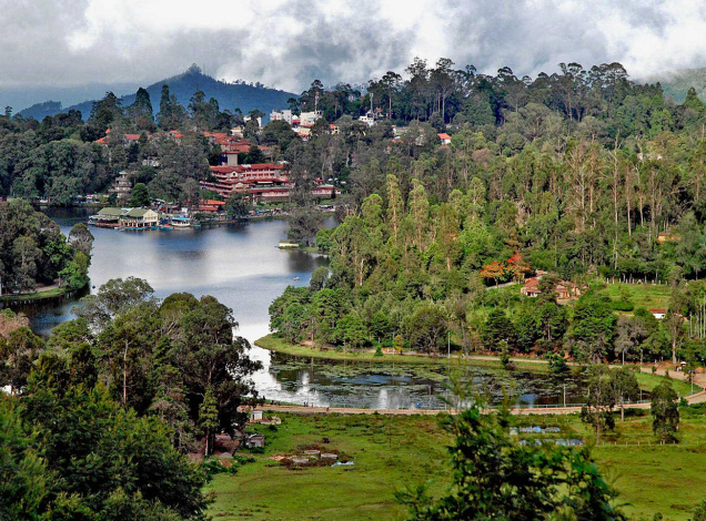 Exploring Destinations in Tamil Nadu: Kodaikanal | India Destinations