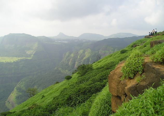 Monsoon Destinations Pune