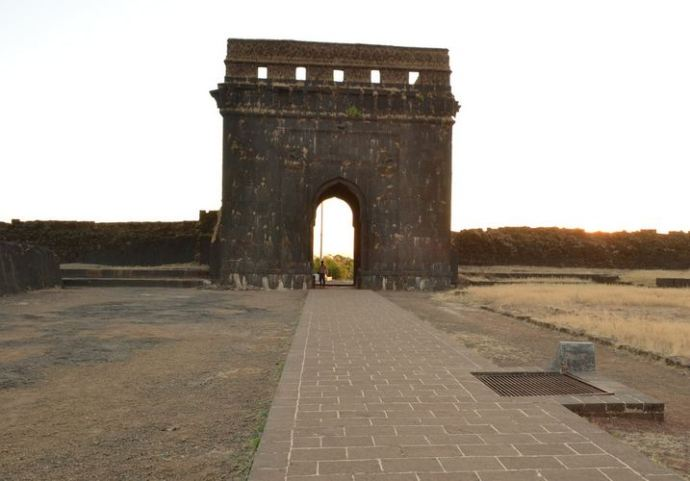 Raigad Fort Entrance