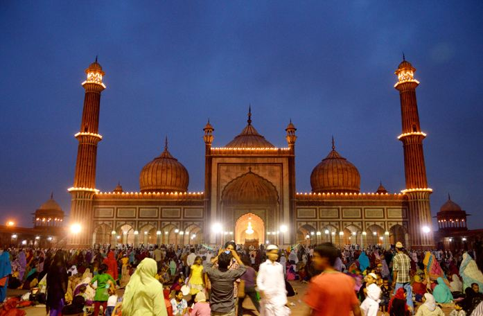 Ramadan Celebrations in New Delhi
