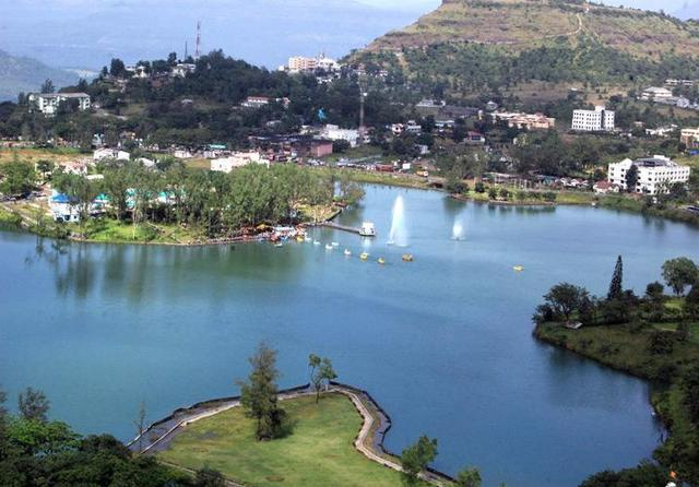 Saputara Lake in Gujarat