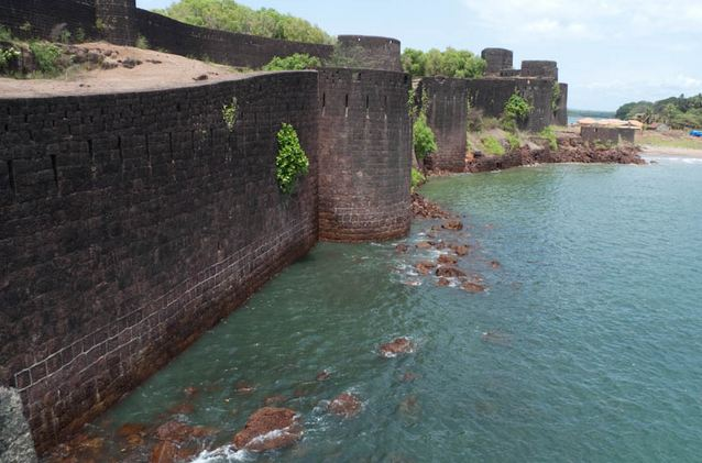 Vijaydurg Fort in Maharashtra