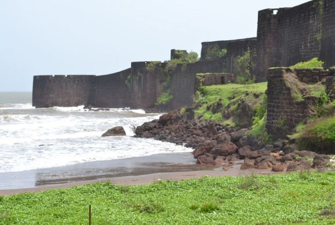 Vijaydurg Fort Maharashtra