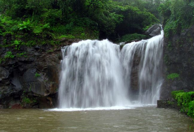 Waterfalls in Maharashtra