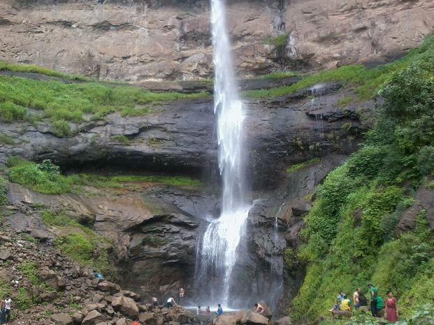 Zenith Waterfalls Near Khopoli