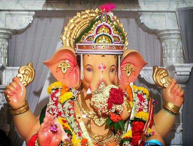 Andheri Ganesh Idol