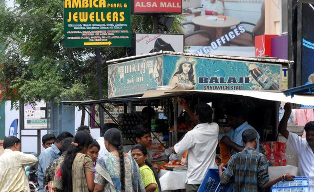 Balaji Sandwich in Egmore