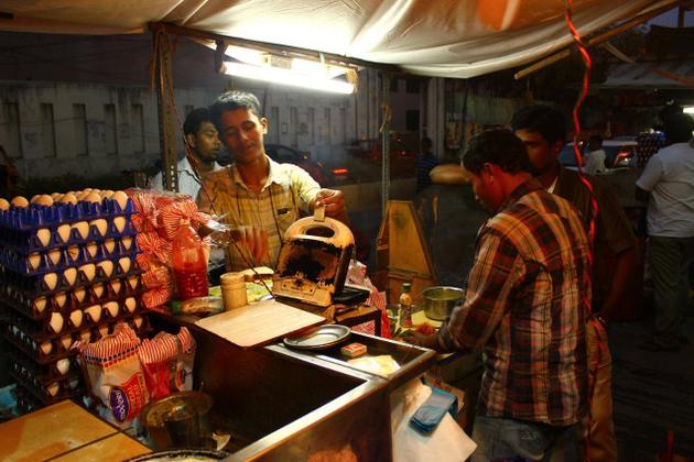 Balaji Sandwich Stall Chennai