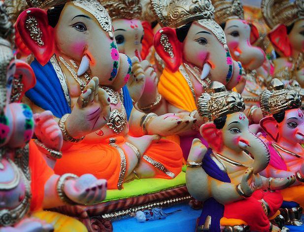 Ganesh Idols in Pune