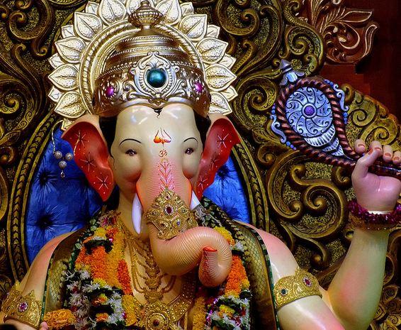 Lalbaugcha Raja Idol