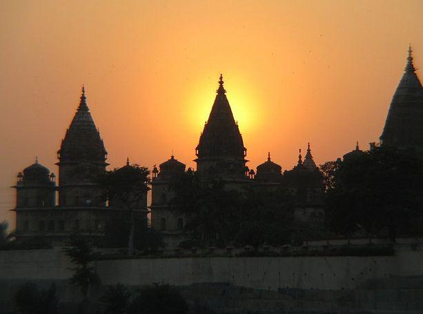 Madhya Pradesh Sunset