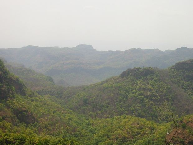 Panchmarhi in Madhya Pradesh