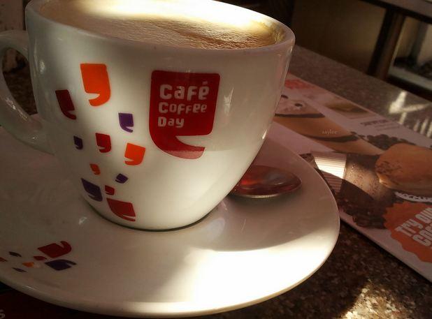 Cafe Coffee Day Mug