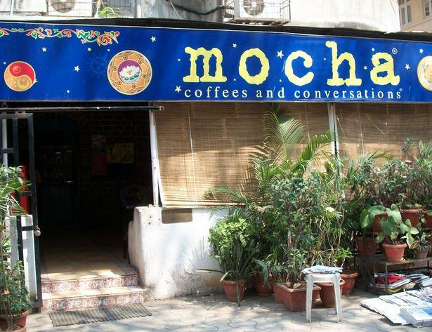 Cafe Mocha at Churchgate