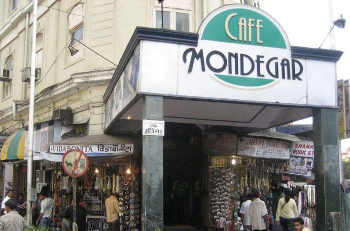 Cafe Mondegar in Mumbai