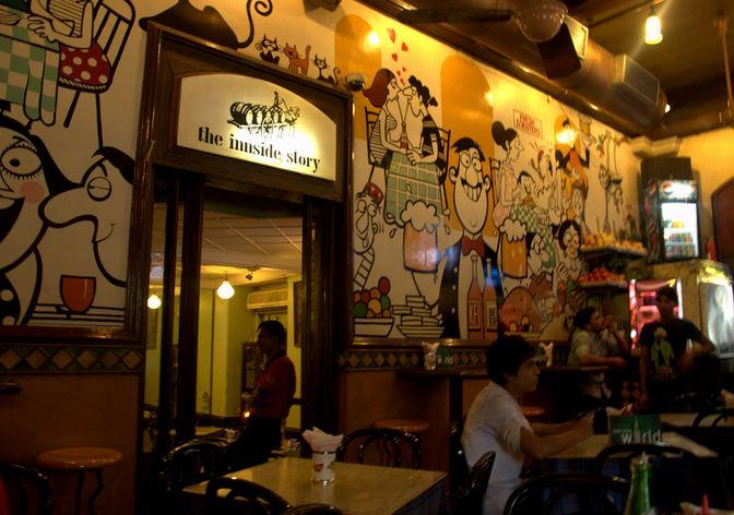 Cafe Mondegar Mumbai