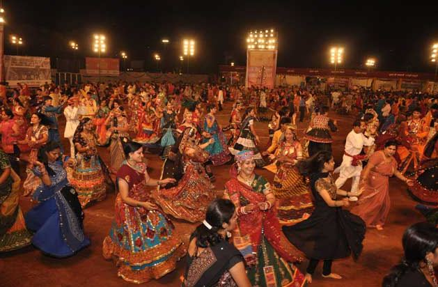Dandiya at Goregaon Sports Club Mumbai