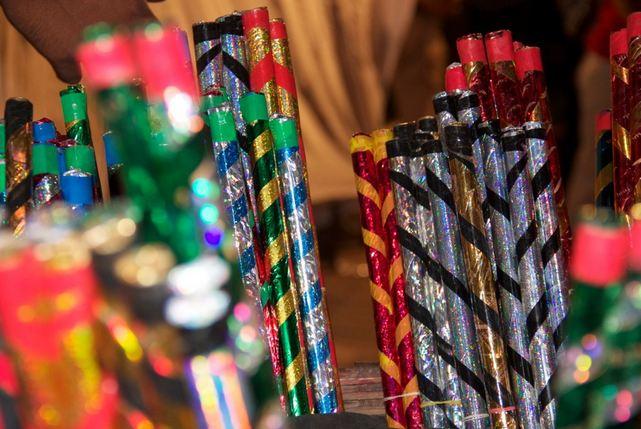 Dandiya Sticks
