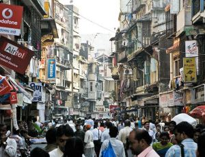 Street Shopping in Mumbai