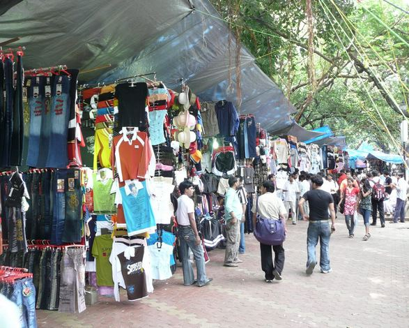 Street Shops at Fashion Street Mumbai