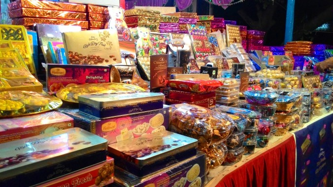 Sweet Gifts for Diwali