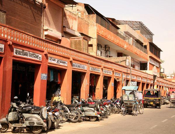 Bapu Bazaar in Jaipur