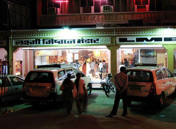 Laxmi Mistan Bhandar in Jaipur