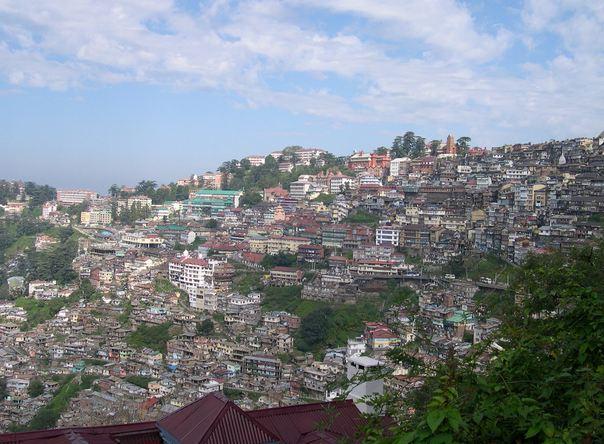 Shimla in Autumn