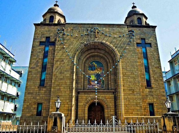Don Bosco Church Matunga Mumbai