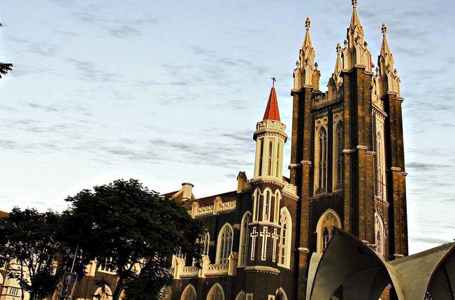 Gloria Church Byculla Mumbai