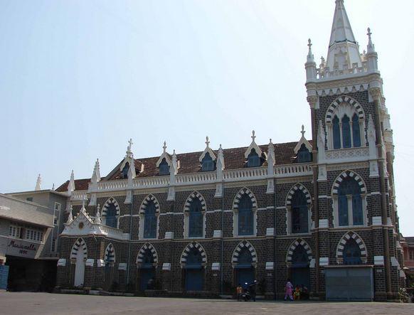 Mount Mary Bandra Mumbai