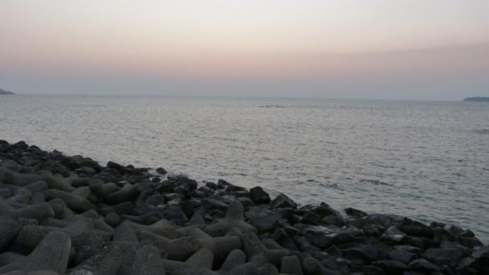 Marine Drive Sea