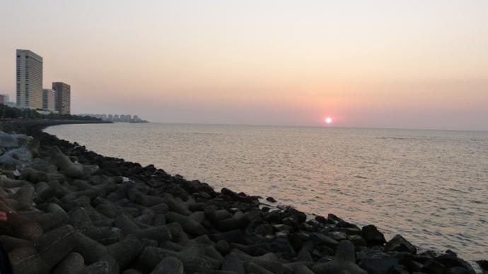 Marine Drive Sunset