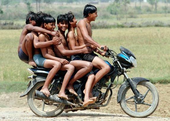Unusual India