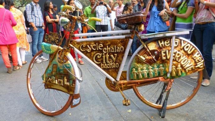 Kala Ghoda City Cycle
