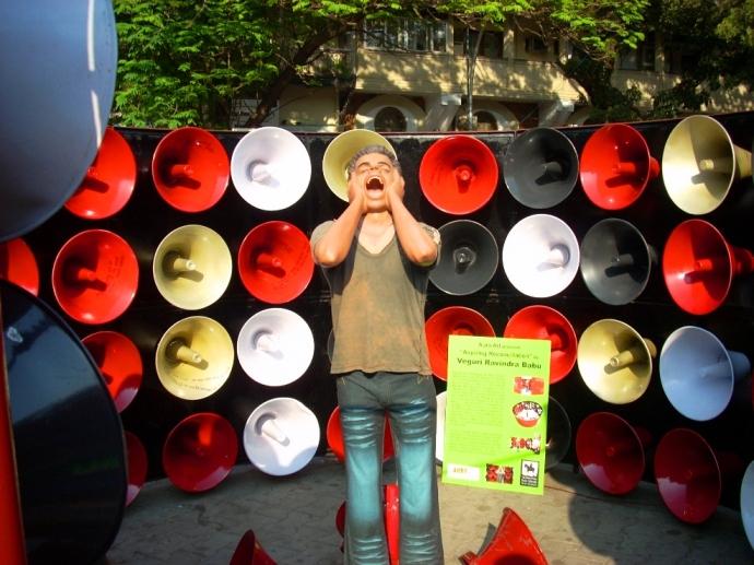 Kala Ghoda Noise Pollution