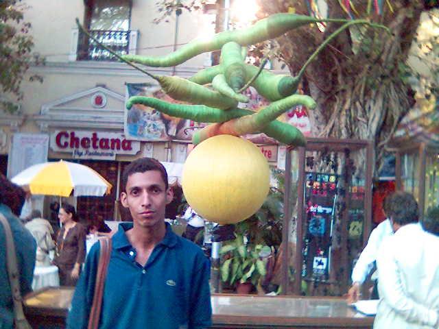 Kala Ghoda Sharukh