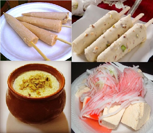 Kulfi Variations in Mumbai