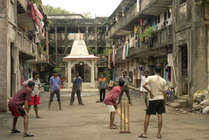 Mumbai Chawls