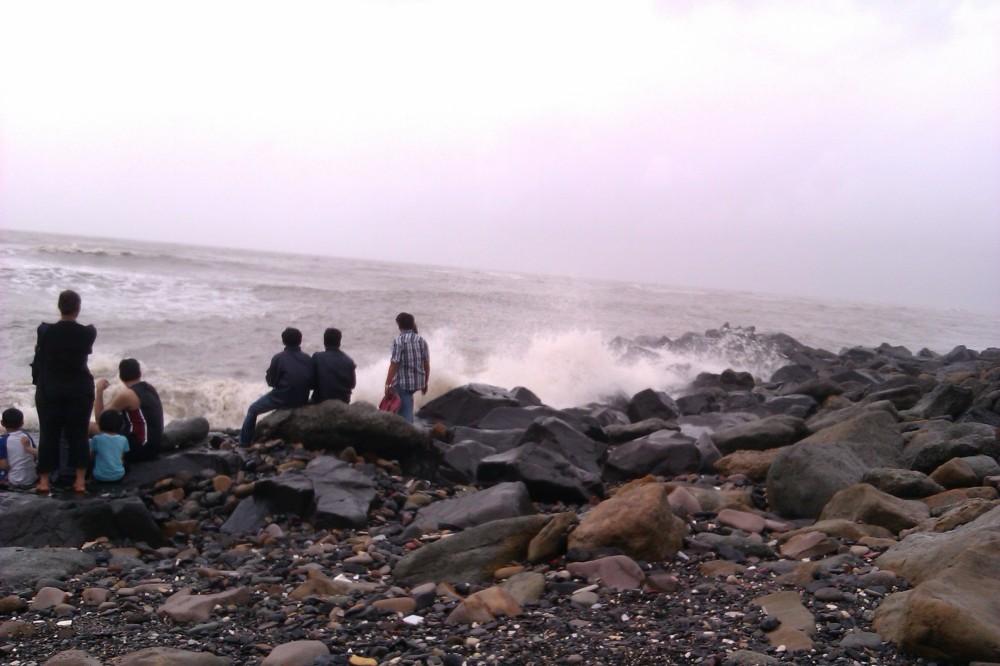 Mumbai Sea Shore