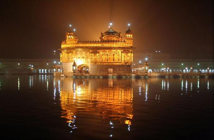 Amritsar The Golden Temple