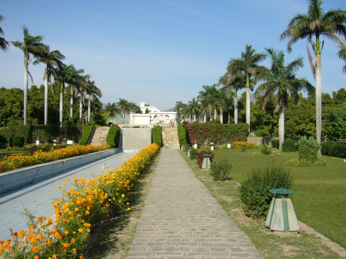 Pinjore Garden Chandigarh