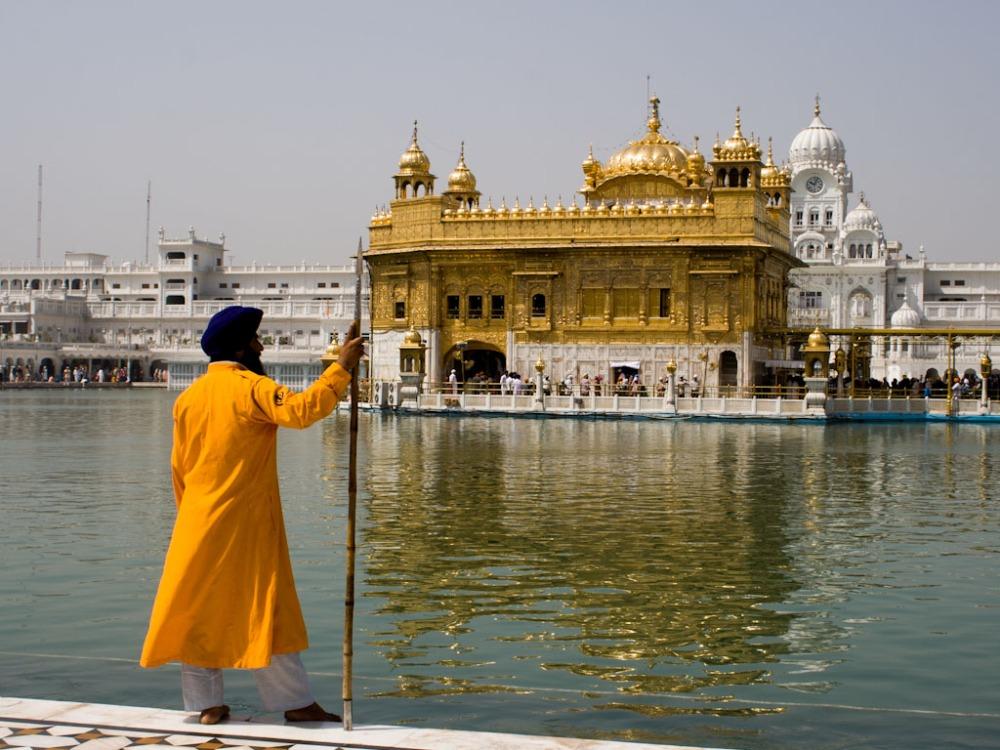 Punjab Land of Sikhs