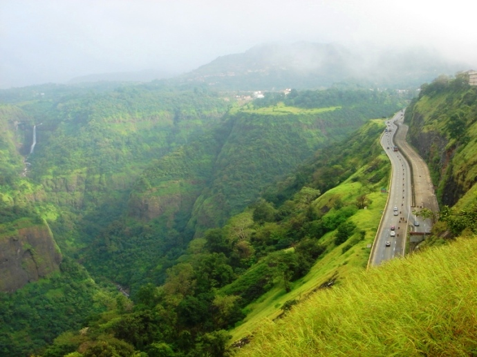 Rajmachi Point View Khandala