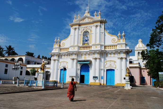Churches in India