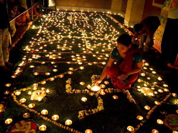 Diwali Festival in India