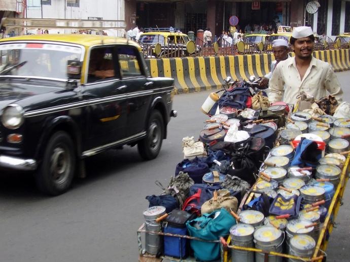 Mumbai Dabbawallahs