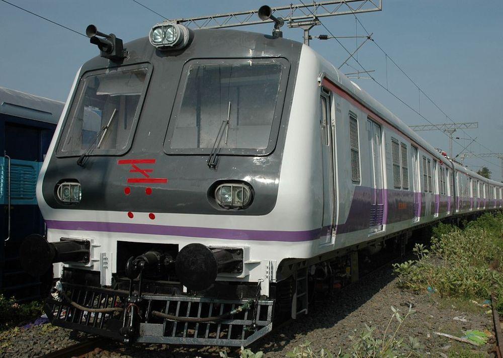 Mumbai Suburban Train