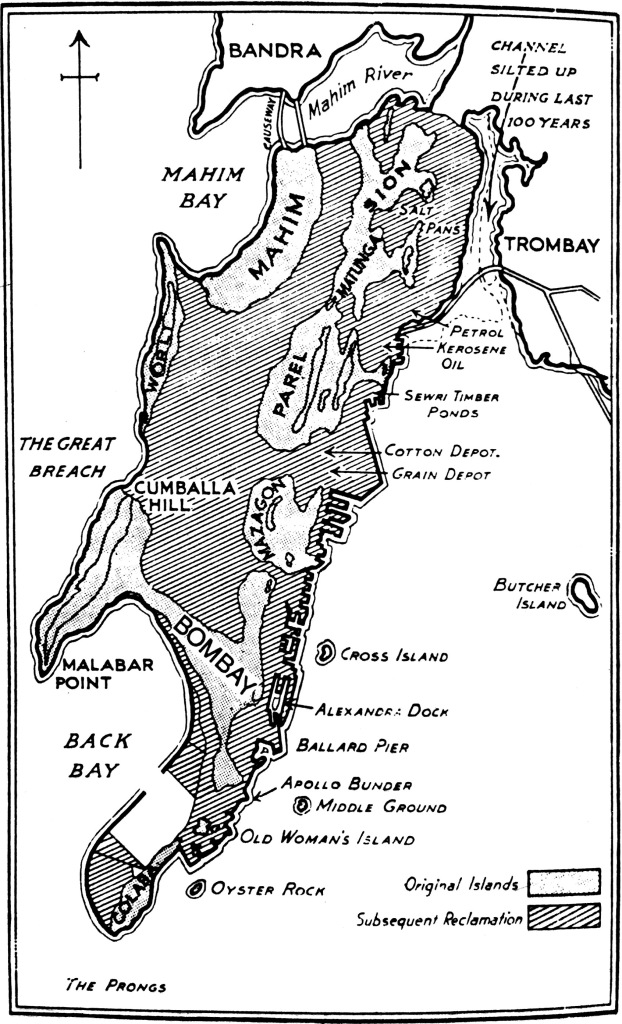 Seven Islands of Bombay